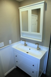 Taft - Master Bath - Double Sink
