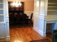 Dining Room – Wainscoting